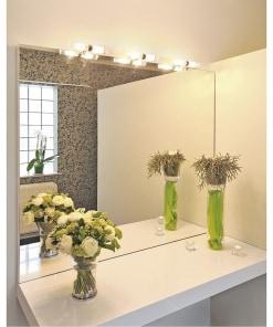 Sieninis šviestuvas veidrodžiui SLV MIBO SRAIGHT