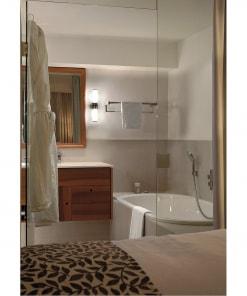 Sieninis šviestuvas vonios kambariui SLV CAMARA2