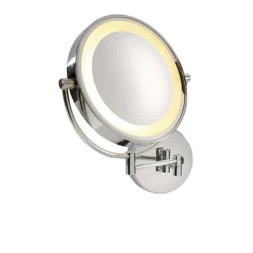 Sieninis šviestuvas su veidrodžiu SLV VISSARDO