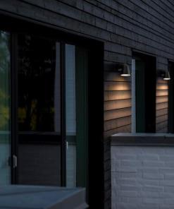 Sieninis lauko šviestuvas Nordlux DFTP FRONT-SINGLE