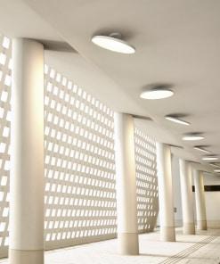 Lubinis šviestuvas su reguliuojama kojele Nordlux ALBA PRO 30