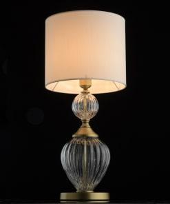 Stalo šviestuvas su stiklo burbulais CHIARO