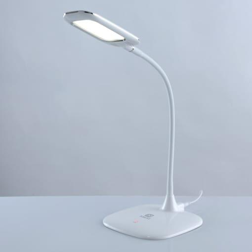 Plastikinis dimeriuojamas LED stalo šviestuvas DeMarkt Techno