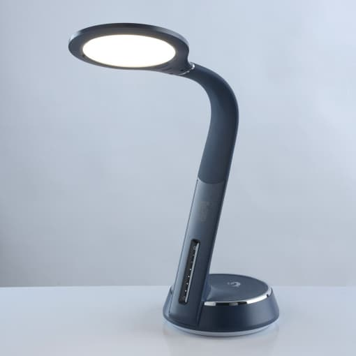 Dimeriuojamas LED stalo šviestuvas su silikono stovu DeMarkt Techno