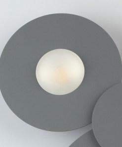 Paviršinis 15W LED šviestuvas DeMarkt Techno