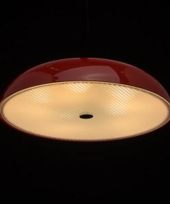 Apvalus lubinis šviestuvas MW-LIGHT Megapolis