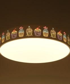 Lubinis šviestuvas su keksiukais DeMarkt Techno