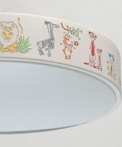 Lubinis šviestuvas su įvairiais gyvūnais DeMarkt Techno