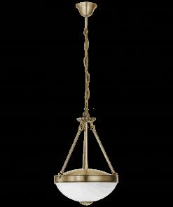 Pakabinamas vieno gaubto šviestuvas SAVOY