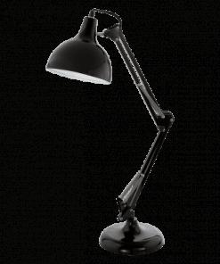Stalinis šviestuvas su reguliuojama kojele EGLO BORGILLIO