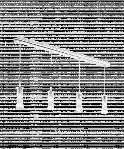 Pakabinamas LED šviestuvas EGLO PANCENTO 4