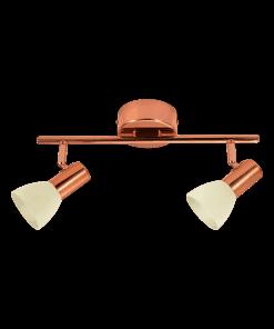 Kryptinis LED  šviestuvas GLOSSY 2