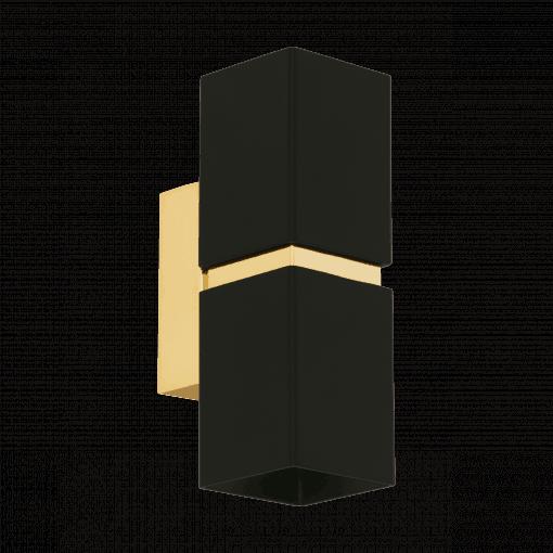 Sieninis kvadratinis LED šviestuvas PASSA