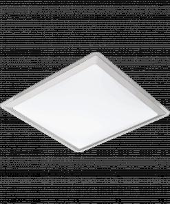 Kvadratinis lubinis LED šviestuvas COMPETA 1