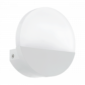 Sieninis LED šviestuvas EGLO METRASS 1