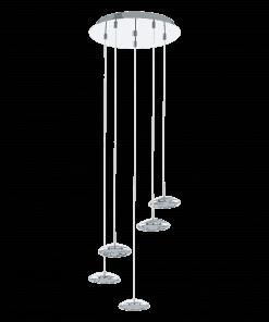 Modernus pakabinamas LED šviestuvas TARUGO 5