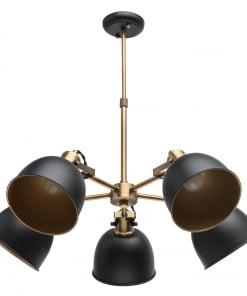 Industrinio stiliaus lubinis šviestuvas MW-LIGHT
