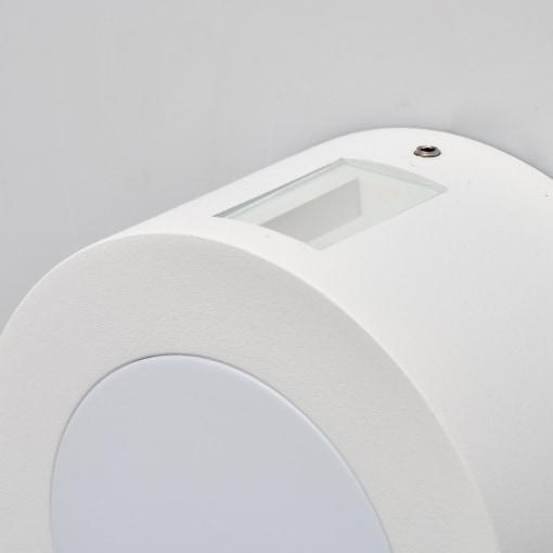 Drėgmei atsparus sieninis LED šviestuvas 20W IP44 De Markt