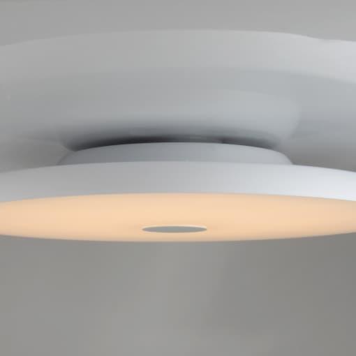 Išmanus lubinis 48W LED šviestuvas su garso kolonėle