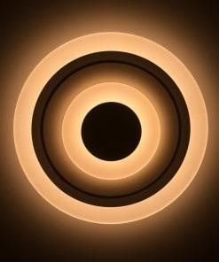 30W lubinis apvalus LED šviestuvas RegenBogen Hi-Tech