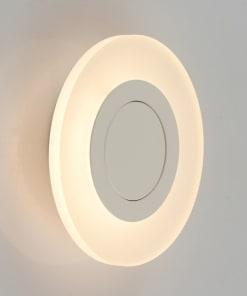 Apvalus sieninis LED šviestuvas RegenBogen Hi-Tech