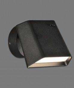 Modernus reguliuojamas sieninis 6W LED šviestuvas ACB CLIO