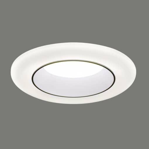 Įleidžiamas apvalus lubinis LED šviestuvas ACB KIKA