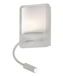 Sieninis šviestuvas miegamojo kambariui ACB TUBE