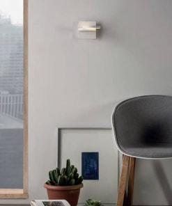 Modernaus dizaino sieninis LED šviestuvas ACB BELO 10W