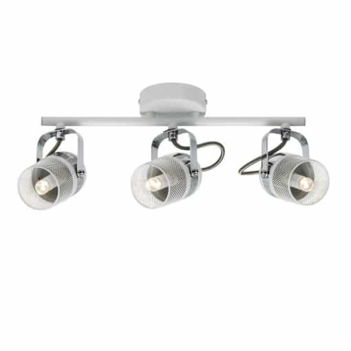3 lempų kryptinis šviestuvas Nordlux AGNES
