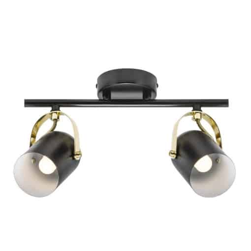 Dviejų lempų kryptinis šviestuvas Nordlux LOTUS