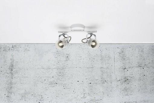 2 lempų kryptinis šviestuvas Nordlux AGNES