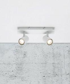 2 lempų kryptinis šviestuvas Nordlux FRIDA