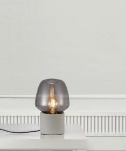 Stalo šviestuvas su stiklo gaubtu Nordlux CHRISTINA