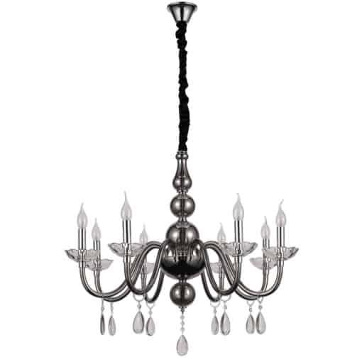 Modernaus klasikinio stiliaus šviestuvas MW-Light Crystal Ella