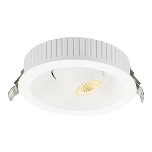 Įleidžiamas kryptinis LED šviestuvas SLV OCCULDAS 14 MOVE
