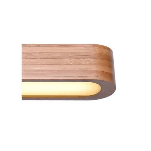 Sieninis LED šviestuvas SLV VINCELLI D WL