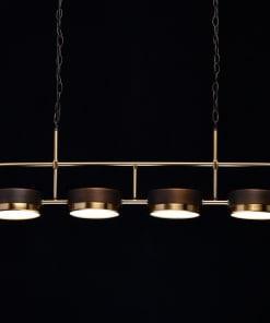 Virtuvės salos šviestuvas RegenBogen Loft Hamburg