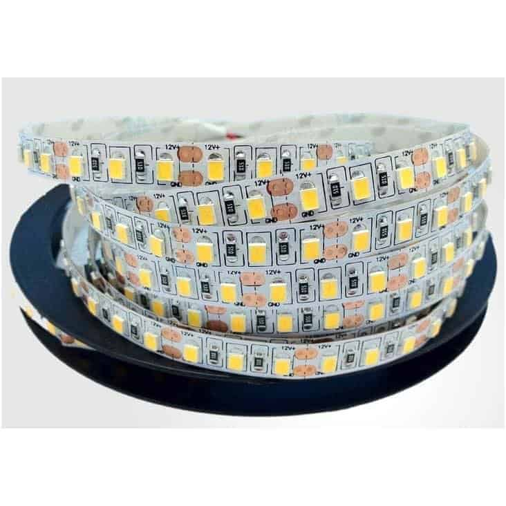 19W LED juosta LUXSONN karpoma kas 3 diodus