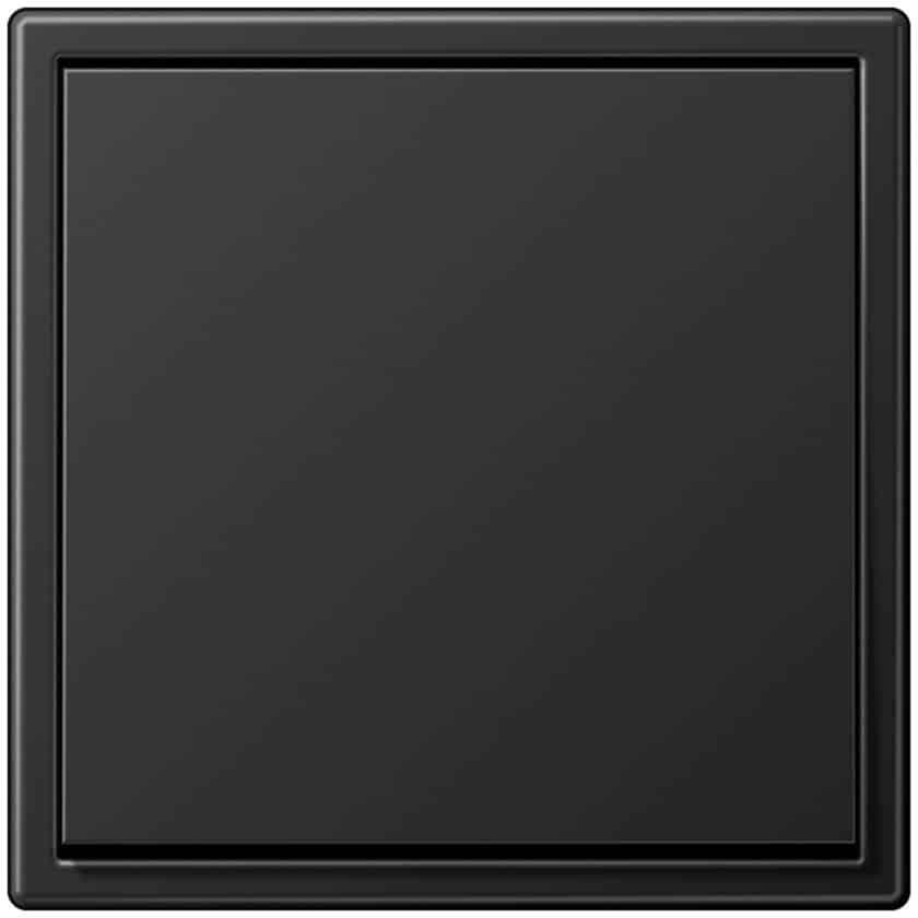 JUNG LS990 Aliuminis Dark spalva