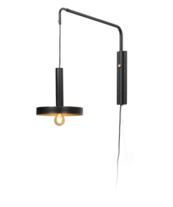 Modernus sieninis šviestuvas su ilginama kojele FARO WHIZZ