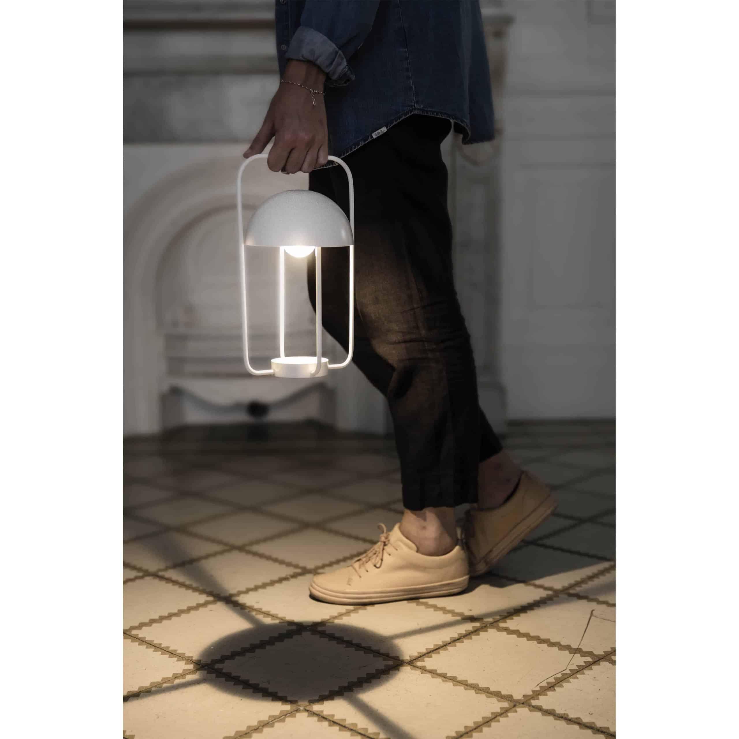 Nešiojamas stalo šviestuvas FARO JELLYFISH