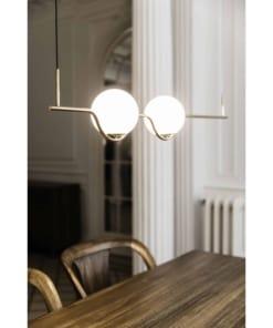 Modernus šviestuvas valgomajam FARO LE VITA