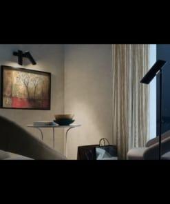 Dvigubas sieninis šviestuvas FARO LINK 2L