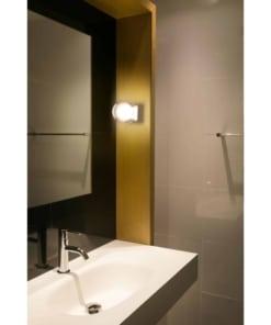 Drėgmei atsparus vonios šviestuvas FARO PERLA