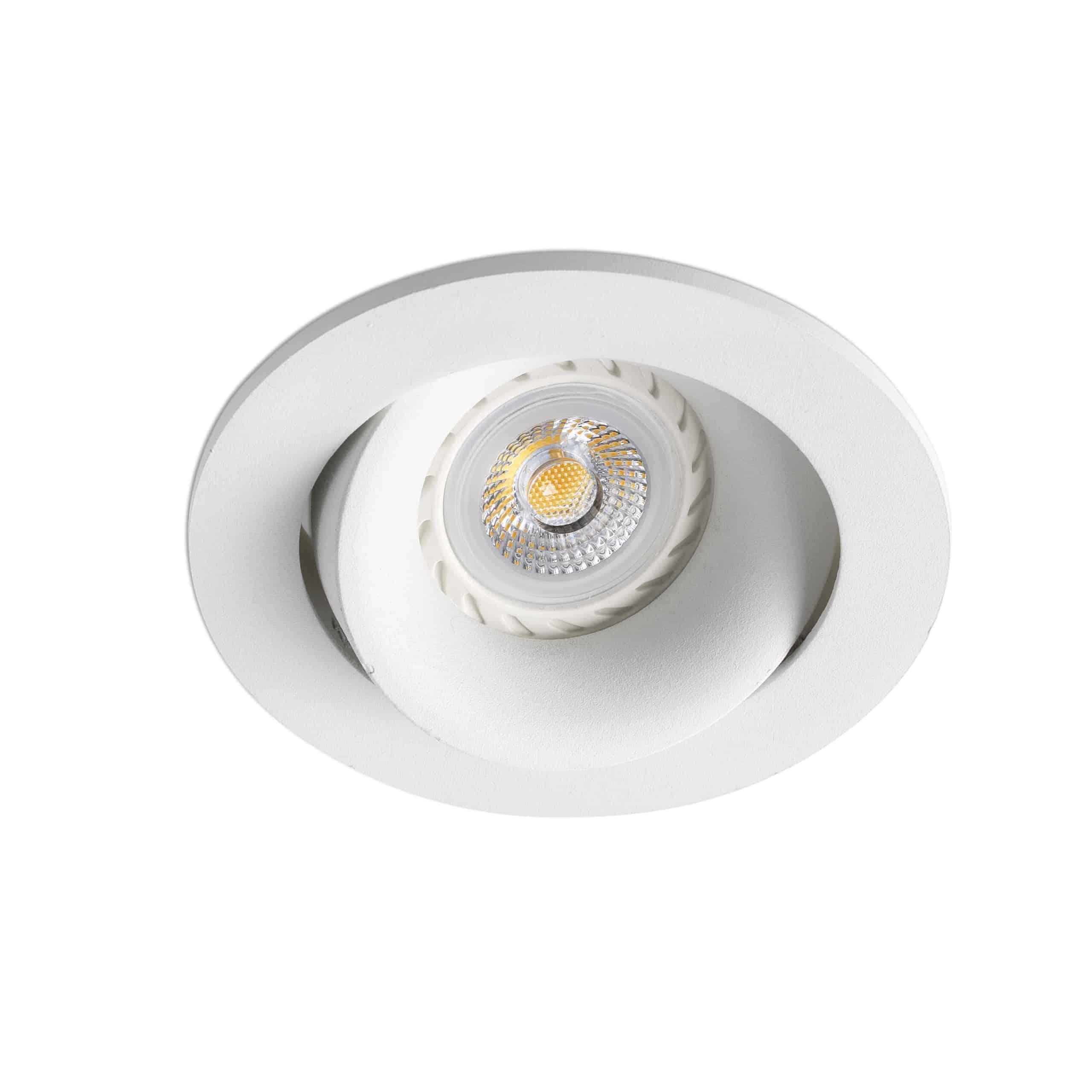 Reguliuojamas įleidžiamas šviestuvas FARO ARGON-R GU10