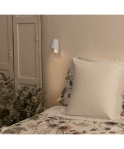 Sieninis LED šviestuvas miegamojo kambariui FARO LE PETIT