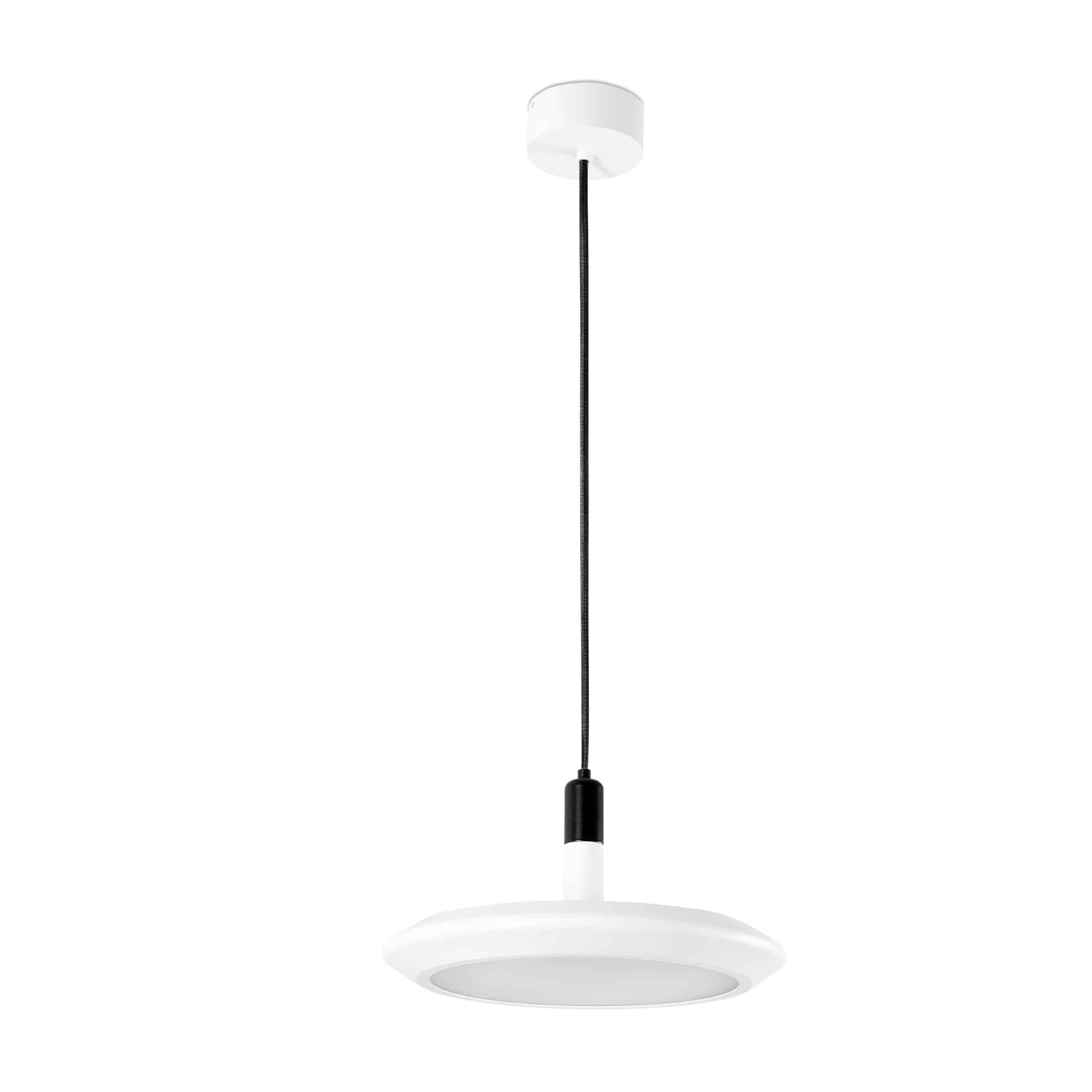 Pakabinamas plokščias LED šviestuvas FARO PLANET