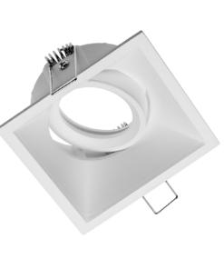 Kvadratinis reguliujamas šviestuvas GTV SALTO