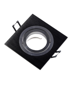 Įleidžiamas kvadratinis reguliujamas šviestuvas GTV MORENA